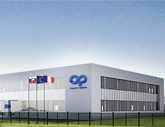 Plastic Omnium Automotive Development Center in Slovakia