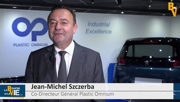 2017 Results commented by Jean-Michel Szczerba, Co-Chief Executive Officer, Plastic Omnium (Only FR)
